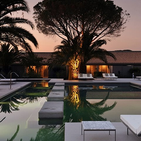 Accommodation in St Tropez